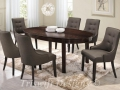 TS Starfire Dining Set ( 1+6 )