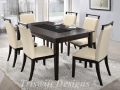 TS Tim Dining Set ( 1+6 )